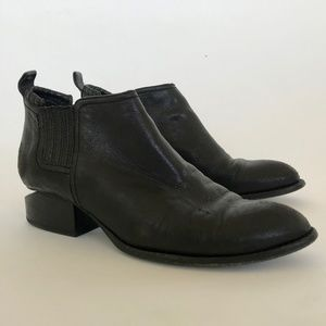 Alexander Wang KORI BLACK BOOT / 39